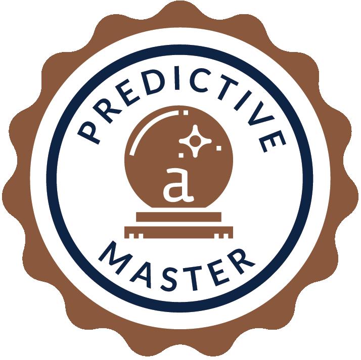 Certified Predictive Master