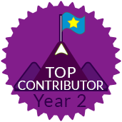 Top Contributor | Year Two