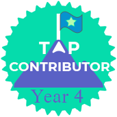 Top Contributor | Year Four