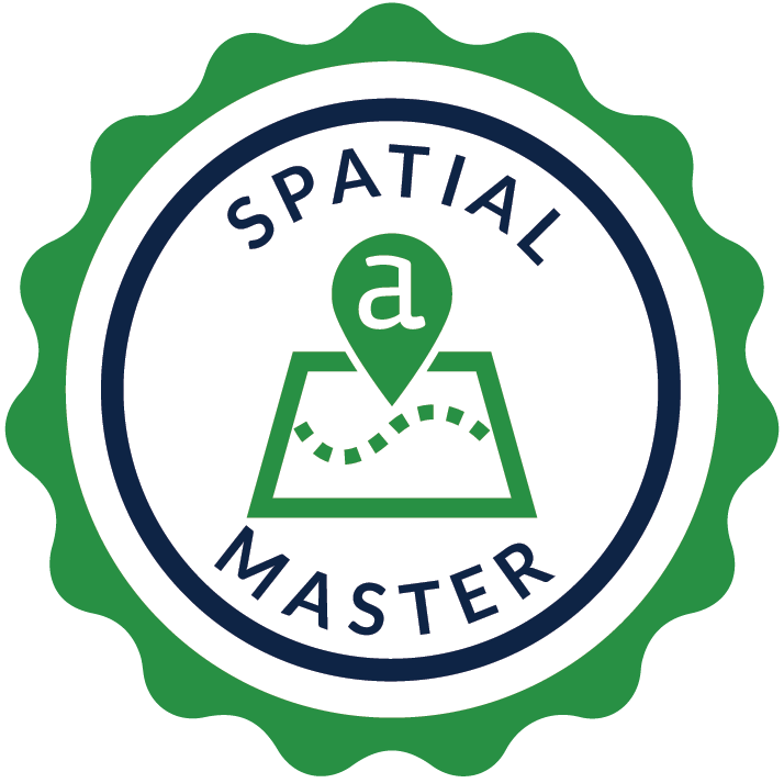 Certified Spatial Master