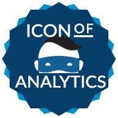 Icon of Analytics 2017