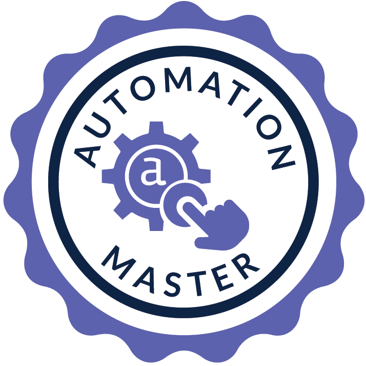 Certified Automation Master