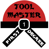 Tool Master First Degree