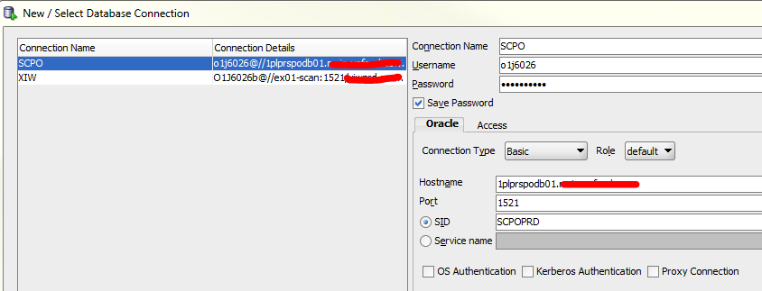 Solved: Oracle Connectivity Issues - Alteryx Community
