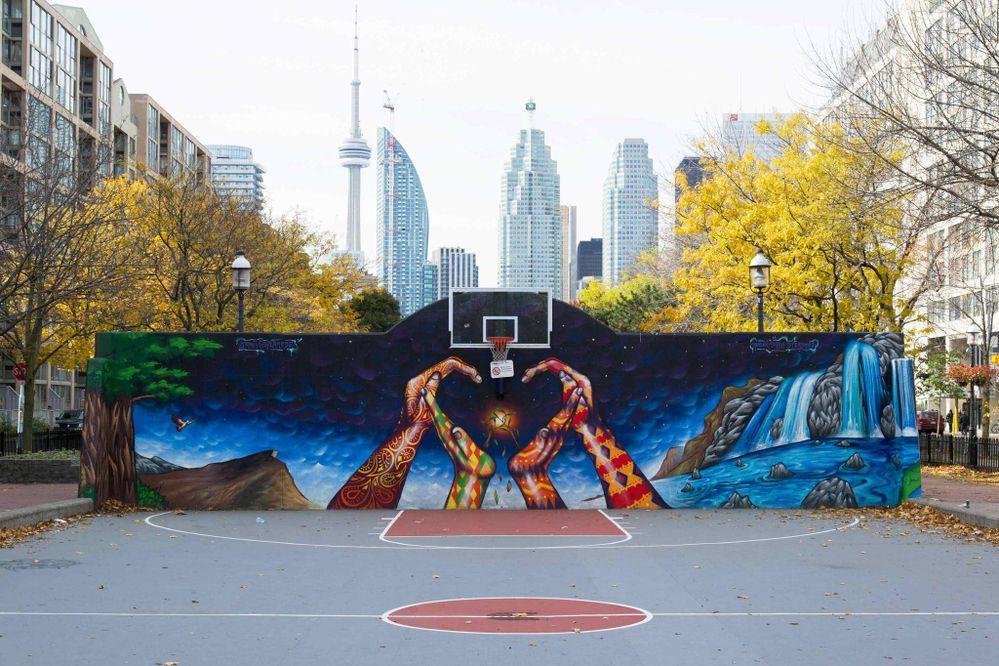 Creator: Jose San Juan. Copyright: City of Toronto.