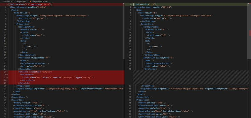 SimpleWorkflow - XML Compare.jpg