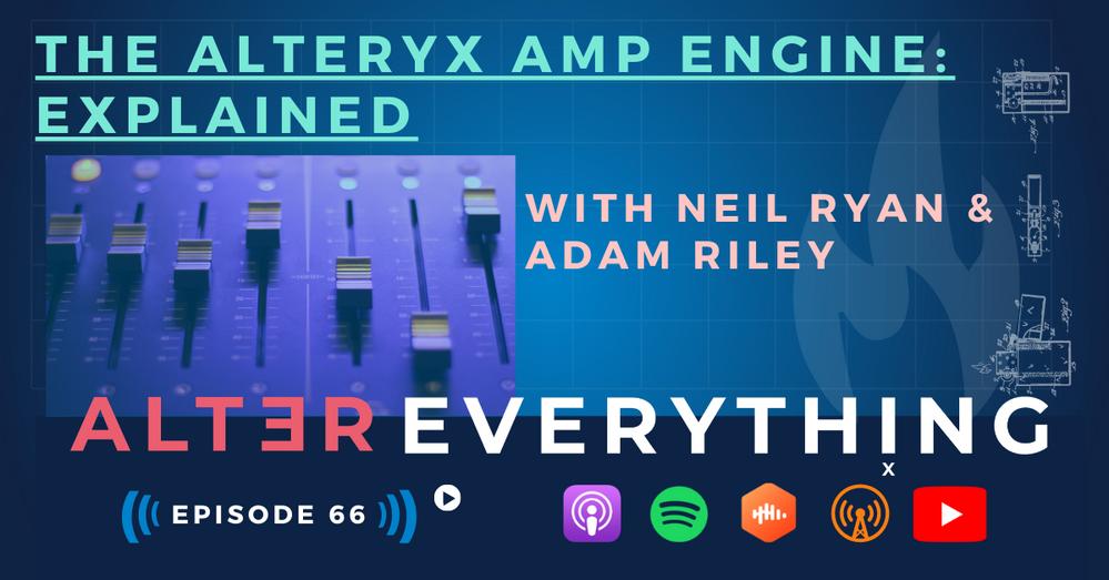 Alteryx legends discussing a legendary engine
