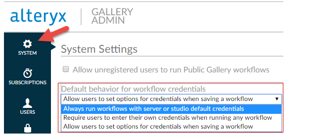 Alteryx System Settings.png