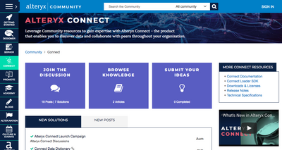 Alteryx Connect Hub.png