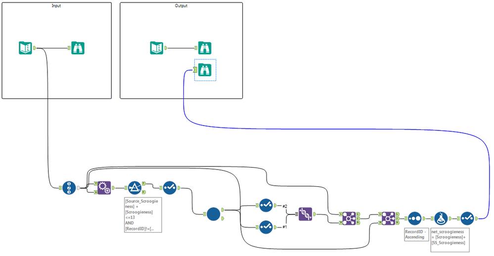 My Final Workflow