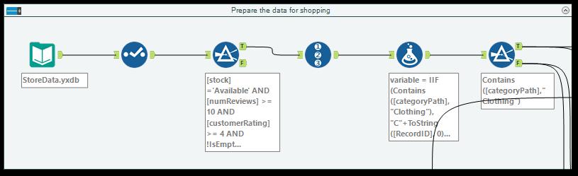 Standard Data Preperation