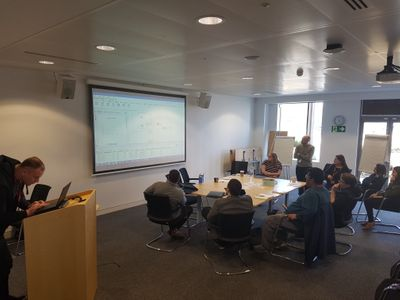 MOB CHALLENGE - it had everyone interested. Challenges are a great way to assist in your development as well as learn everything there is to know about Alteryx.