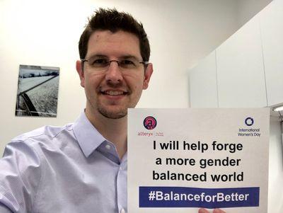 #IWD2019 #WomenOfAnalytics #BalanceForBetter