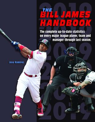Bill James – the original sabermetrician with his latest annual review.