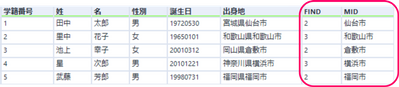 Alteryx Excel 比較 MID関数output Alteryx LHit .png