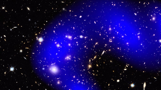 #NASA Hubble Space Telescope images of six different galaxy clusters