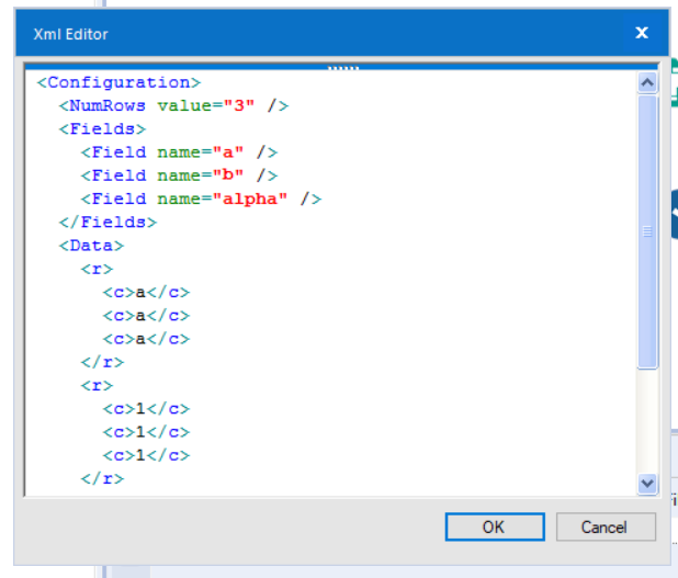 Bring up a modal window, similar to this one; so that I can see the error without having to go to Notepad