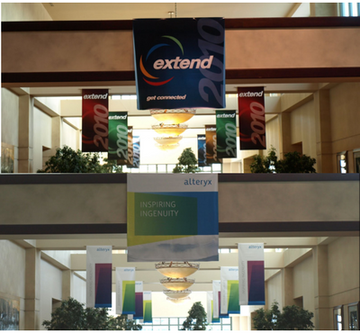 Extend conference rebranded into Alteryx Inspire