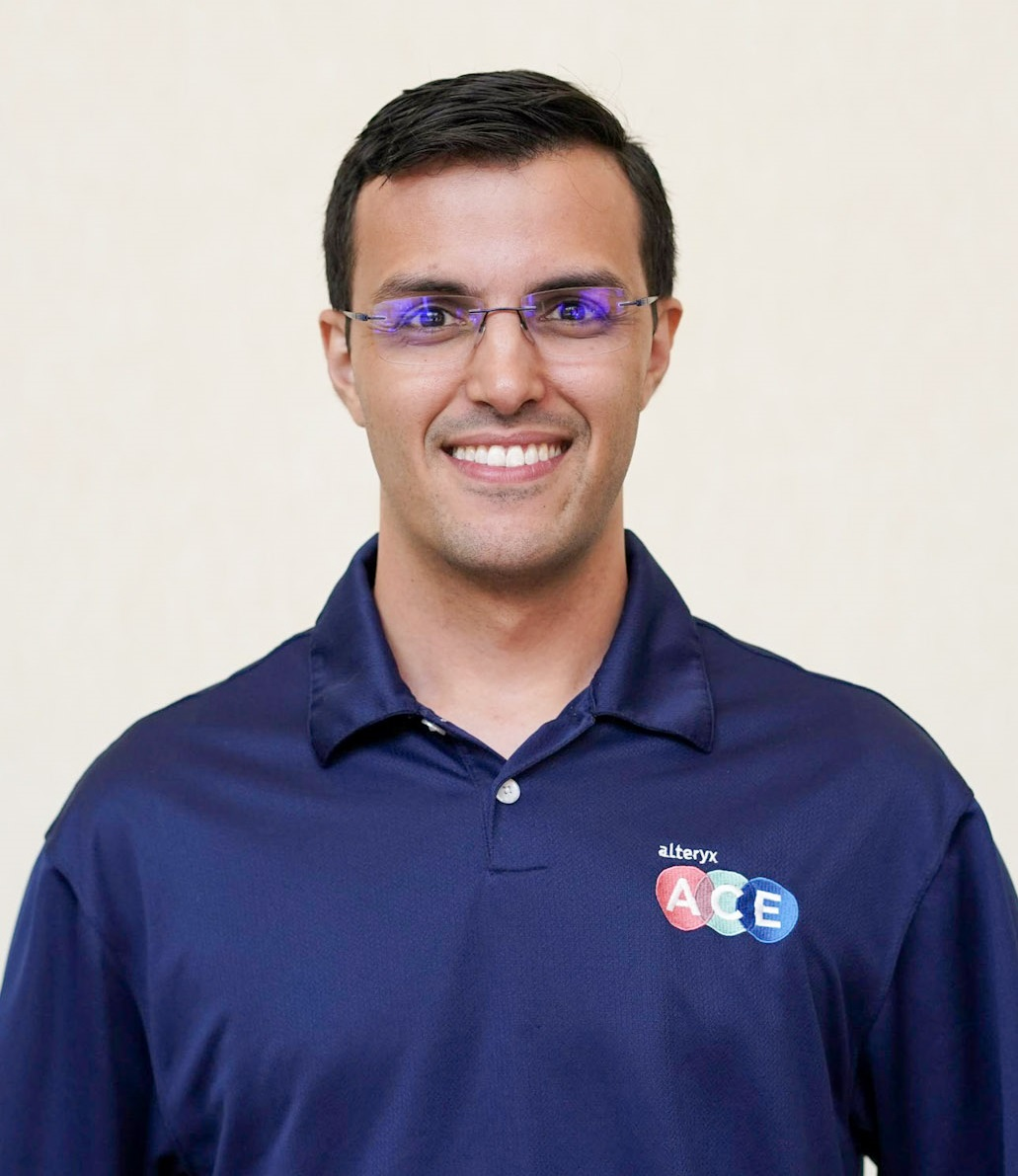 Andrew Kim - Senior Alteryx Developer - Adventist