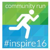 Inspire16 Community Run