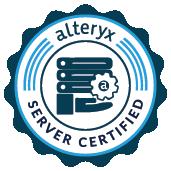 Partner Server Certified