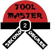 Tool Master Second Degree