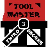 Tool Master Third Degree