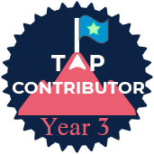 Top Contributor | Year Three