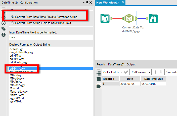 DateTime format and lay out - Alteryx Community