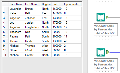 Alteryx for Excel Users: How to do a VLOOKUP in Alteryx