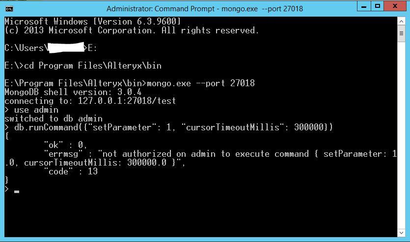 Alteryx Server Usage Monitoring & Reporting - pvsmt99345