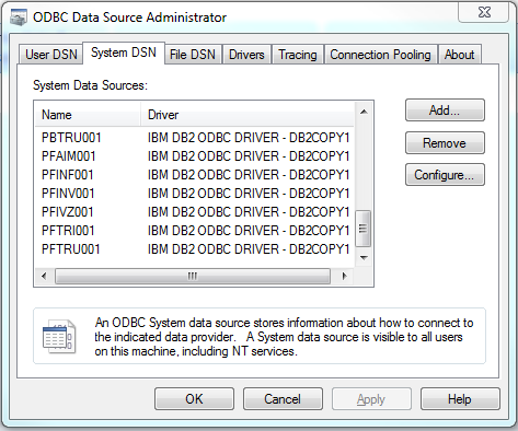Solved: 32-bit ODBC data source with 64-bit Alteryx? - Alteryx Community