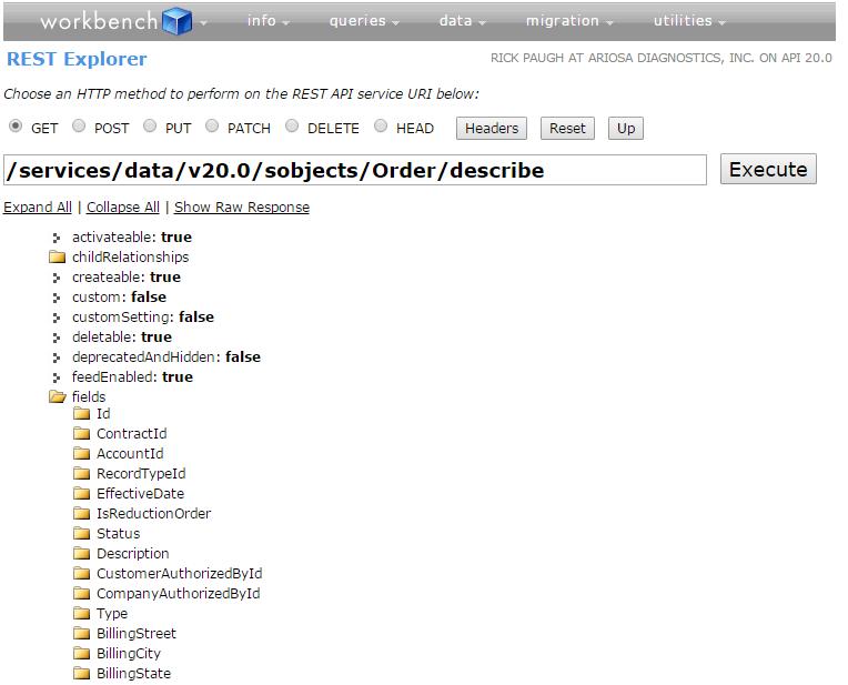 Solved: Standard Salesforce Fields not Available via Input