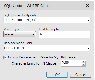 Dynamic Input SQL Update Where Clause - Alteryx Community