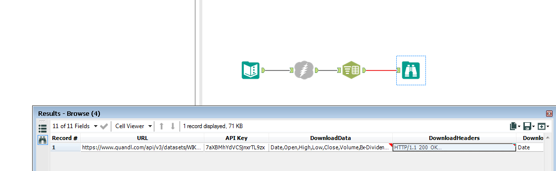 REST API In 5 Minutes-No Coding - Alteryx Community