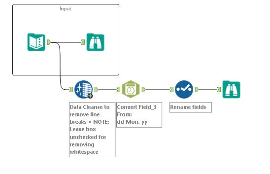 Challenge #16: Parsing Out the New-line Character - Alteryx Community