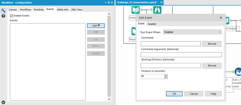 How to execute a batch file in alteryx using Run c    - Alteryx
