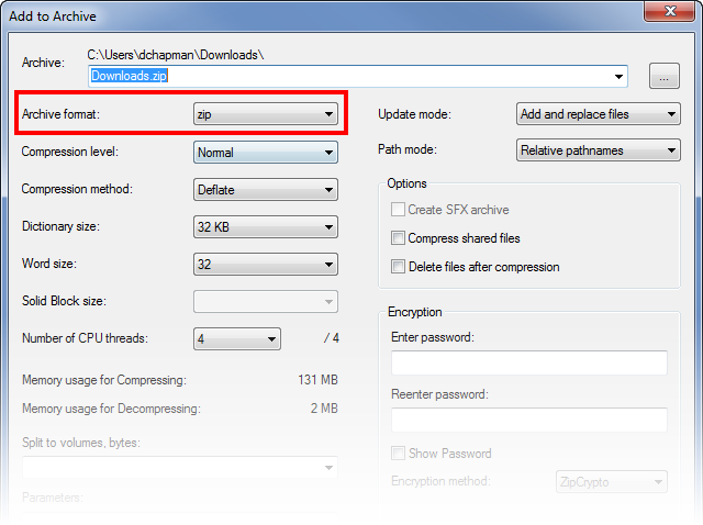 Solved: Trouble with  zip file (11 x) - Alteryx Community