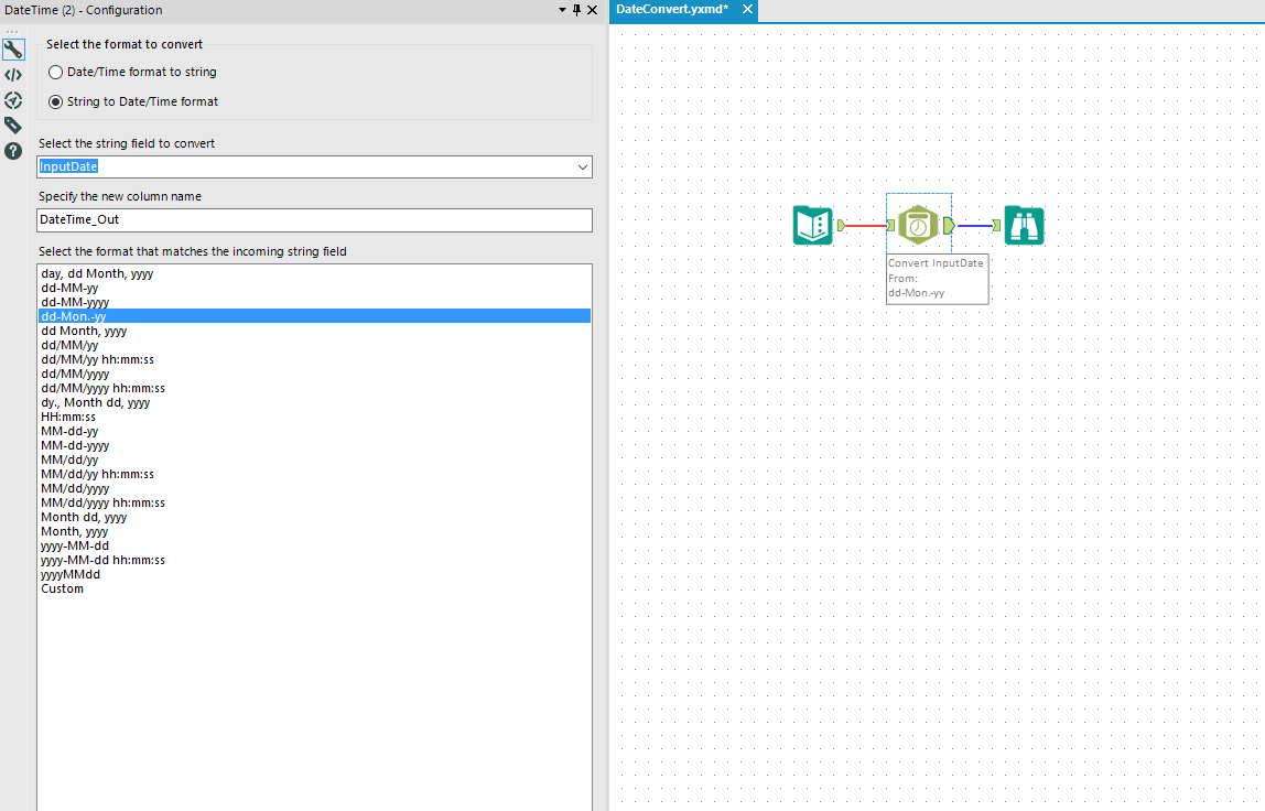 Solved Convert String To Date Format 01 May 17 Quot Alteryx Community