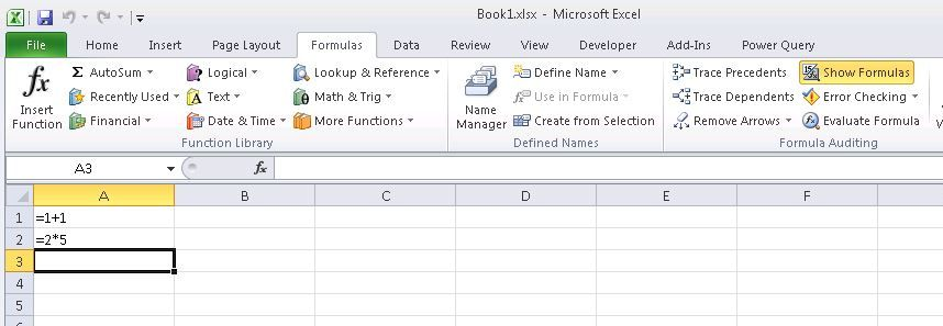 Solved: View Underlying Excel Formulas - Alteryx Community