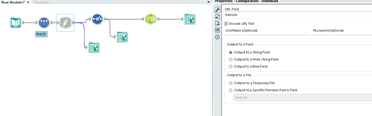 Solved: Download Data from website - Alteryx Community