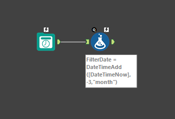 Solved: How to create dynamic date filter like last 3 mont