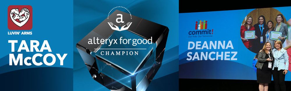 2017 Alteryx For Good Champions