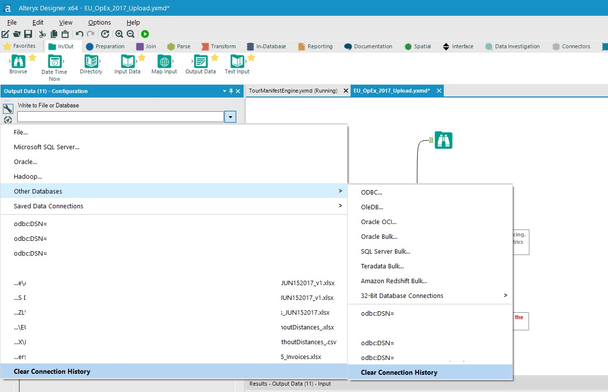How to speed up importing into Microsoft SQL Serve    - Alteryx