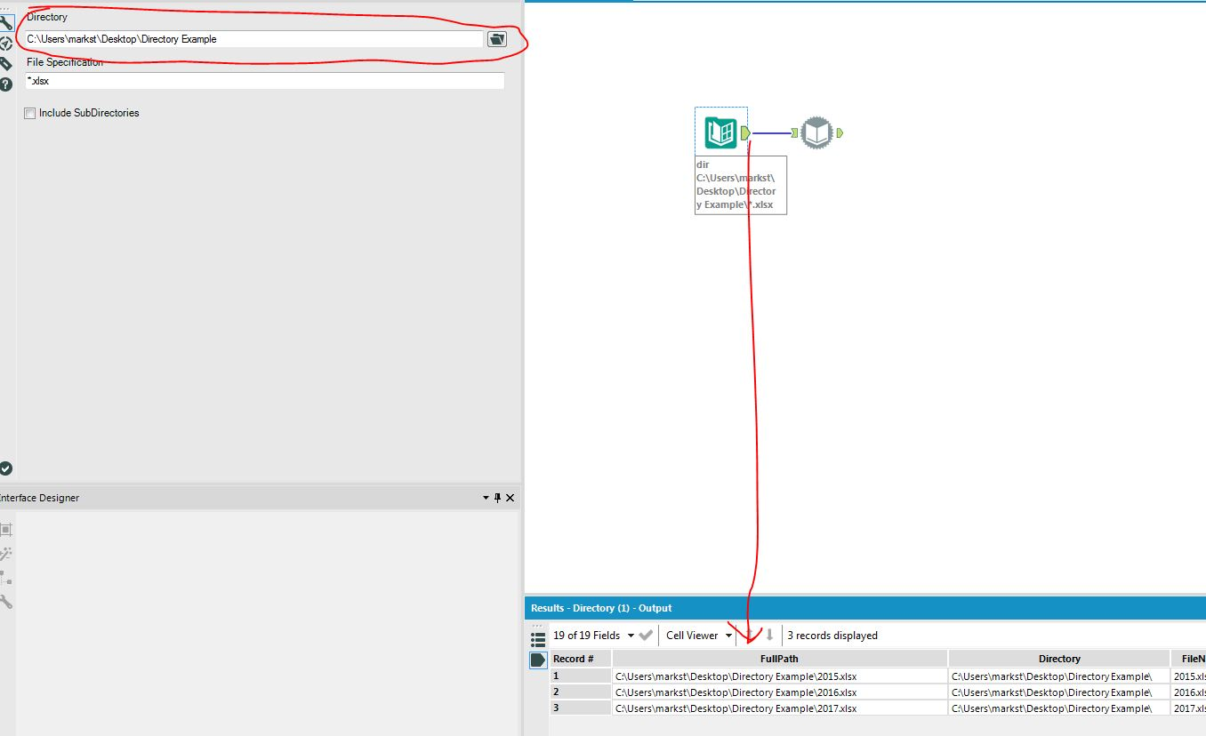 Solved: Bring in a Sheet From Multiple Workbooks - Alteryx