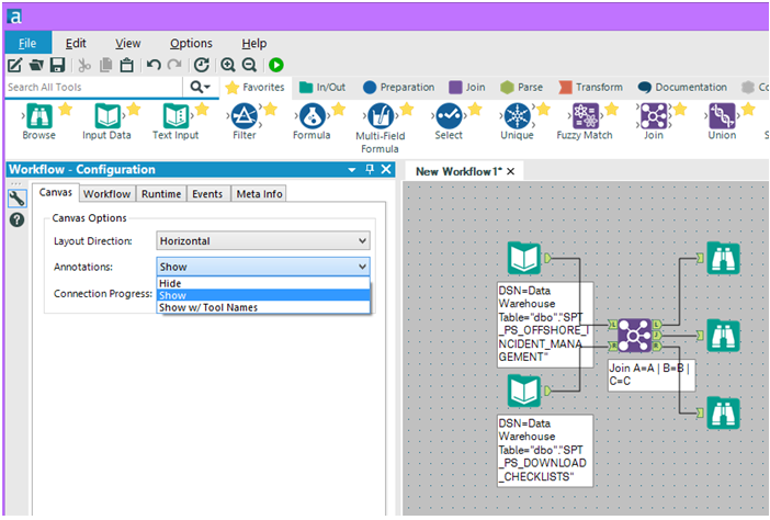 Solved: Edit Workflow Labels?? - Alteryx Community