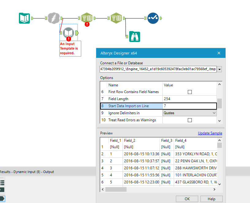 Solved: Connect to CSV file on from web URL? - Alteryx Community