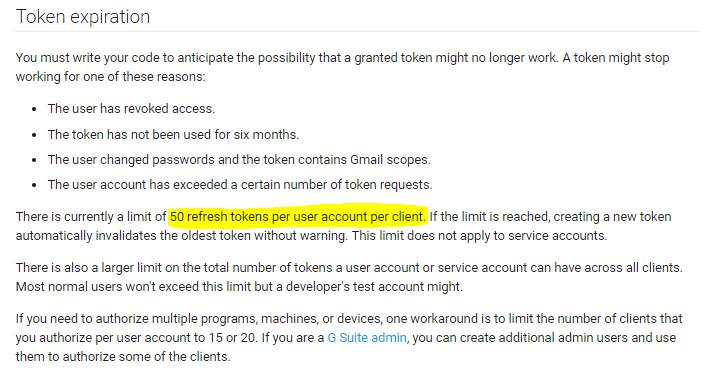 How to Create Google API Credentials - Alteryx Community