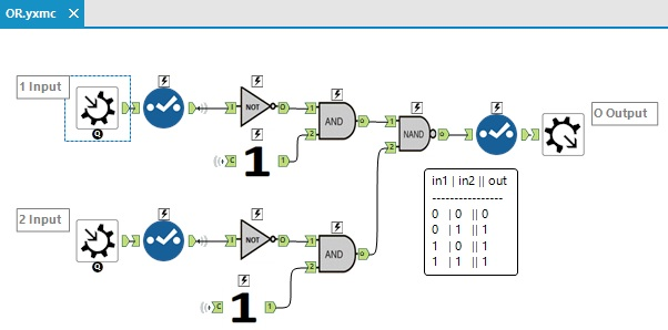 Computing Digital Logic and Building Circuits in A    - Alteryx