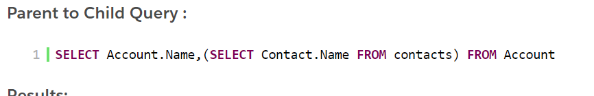 Solved: Salesforce Connector: SOQL JOIN Query-left join